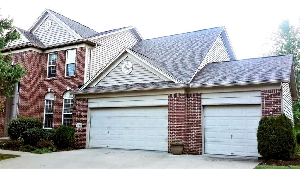 Brand New Noblesville Owens Corning Roofing System