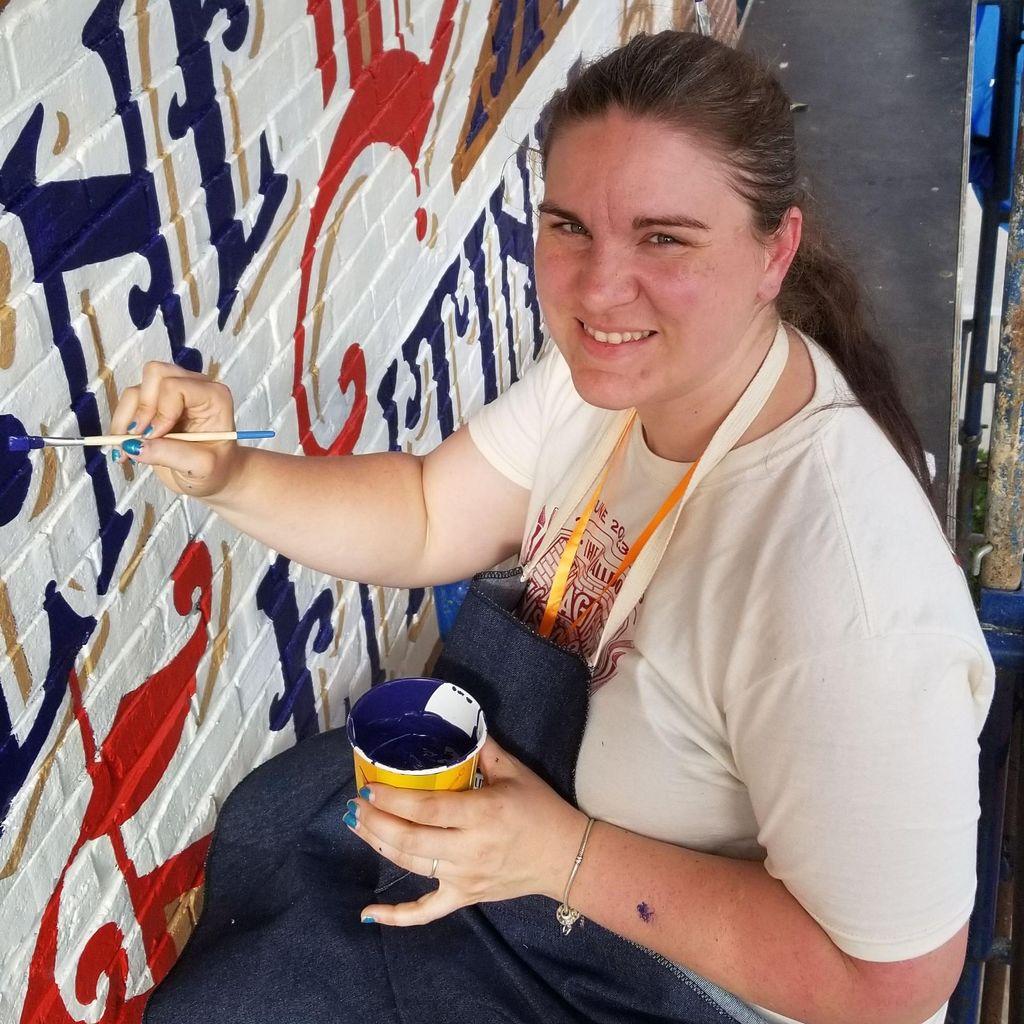 Emily Sodders: Fine Art and Mural