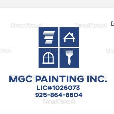 Avatar for MGC Painting Inc. Lic# 1026073 Concord, CA Thumbtack