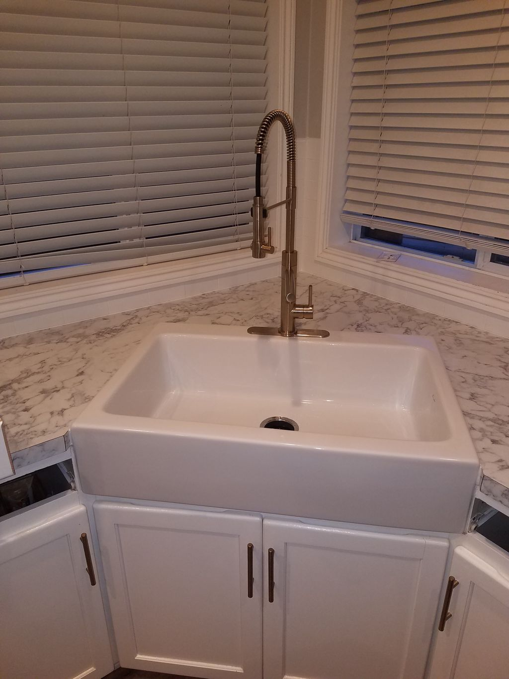 7 Sink and faucet installs