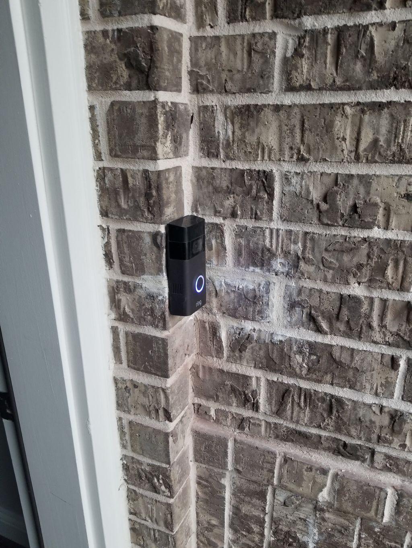 Ring door security