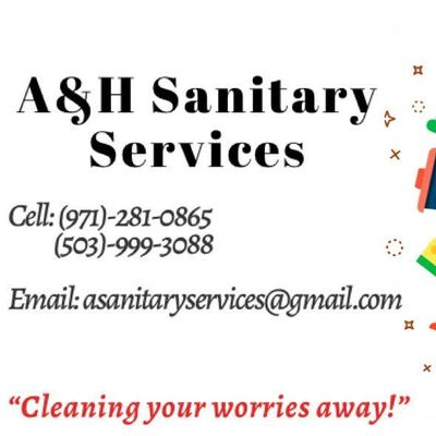 Avatar for A&H Sanitary Services