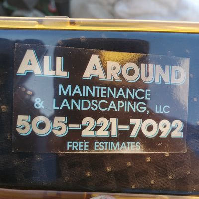 Avatar for all around maintenance & landscaping llc Cedar Crest, NM Thumbtack