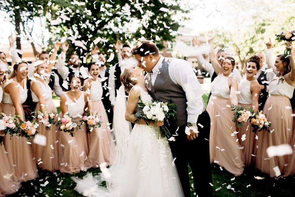 Lambeau Wedding Coordination