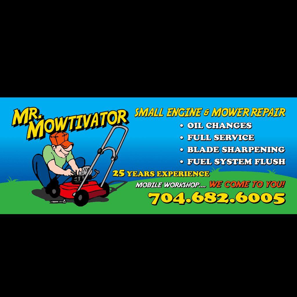 Mr mowtivator MOBILE lawnmower repairs