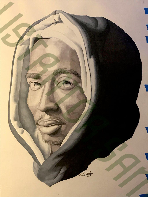 Tupac Portait