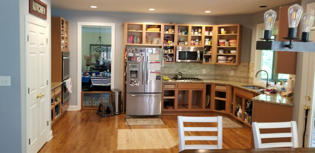 Kitchen remediation