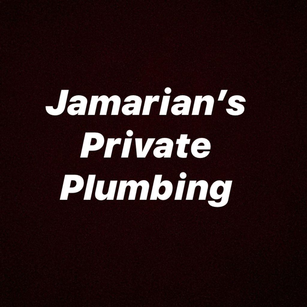 Jamarian' private plumbing