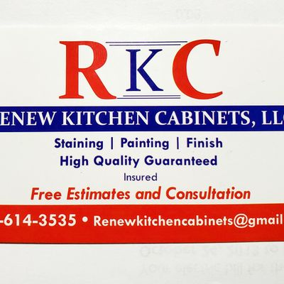 Avatar for RKC Renew Kitchen Cabimets LLC Germantown, MD Thumbtack