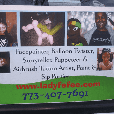 Avatar for Lady Fefee the Talented Entertainer University Park, IL Thumbtack