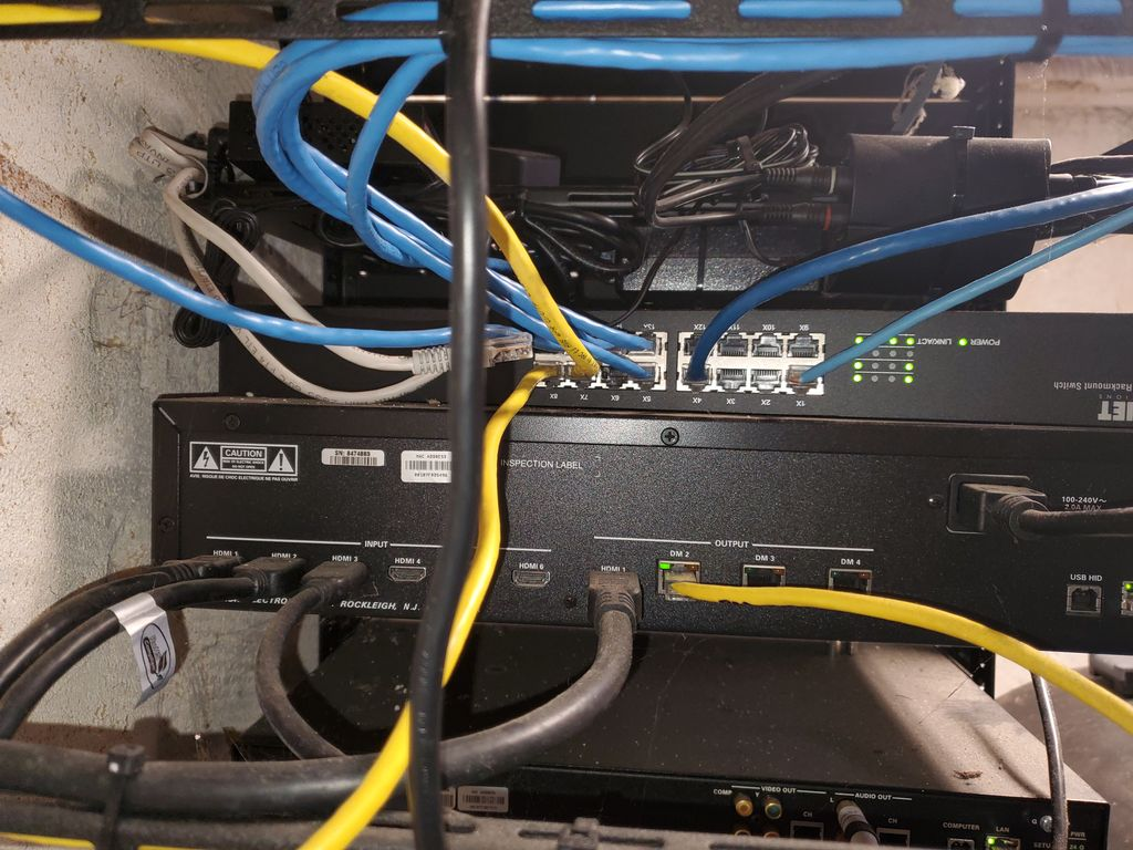 Hardwiring whole house for internet for faster connection speeds