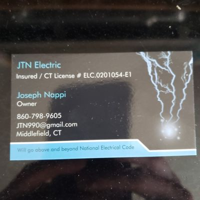 Avatar for Jtn electric