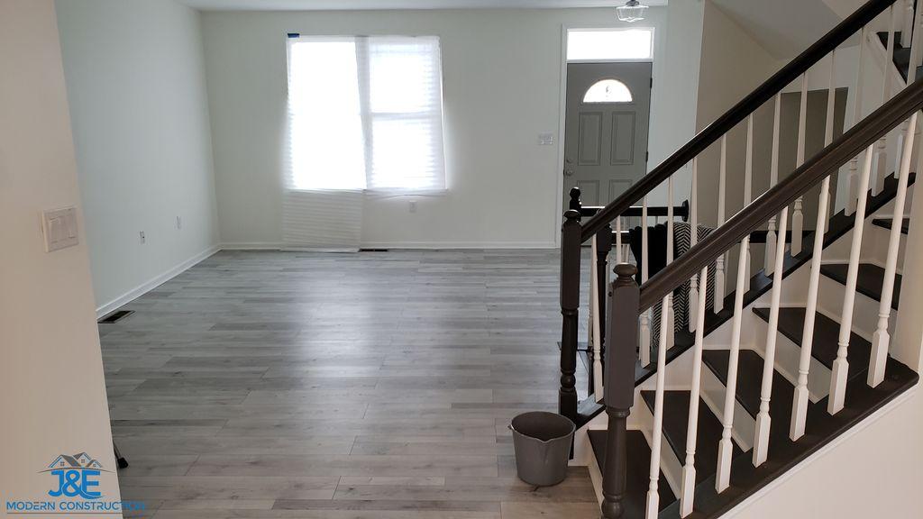 New Flooring & Stair Repairs