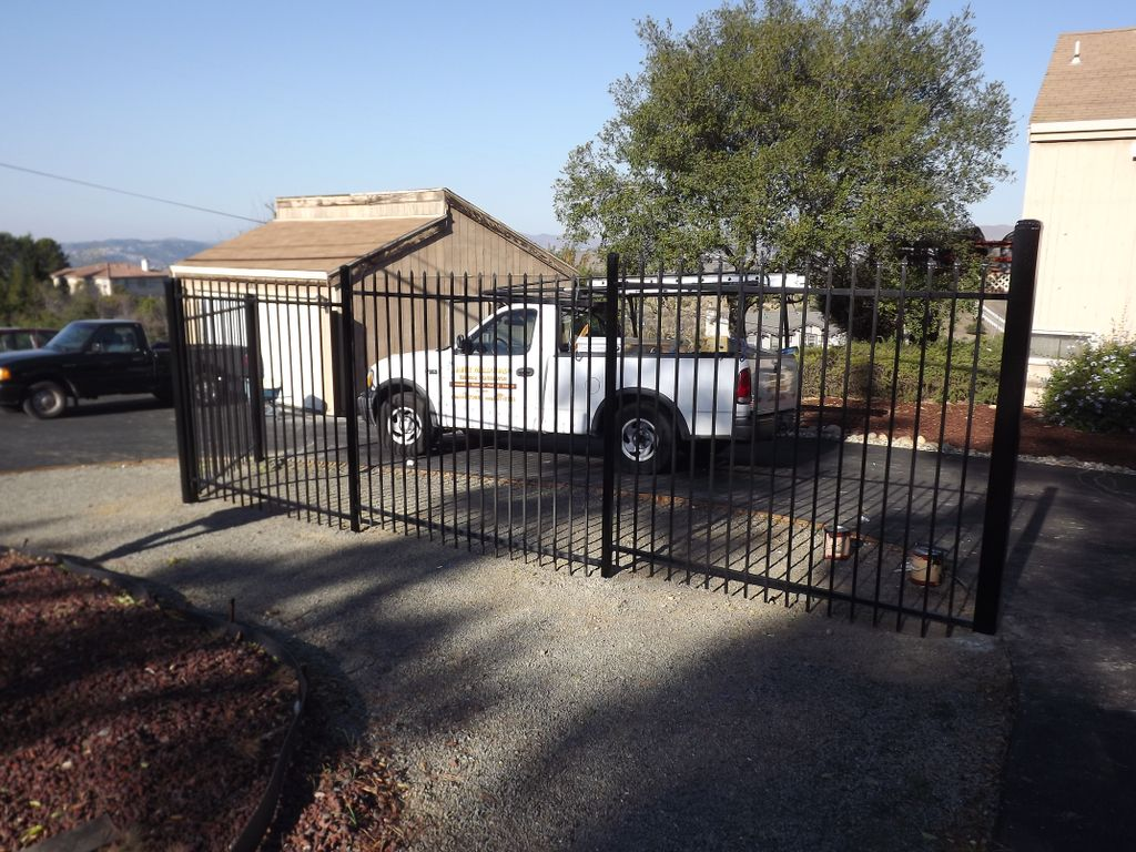 fence and gate installations