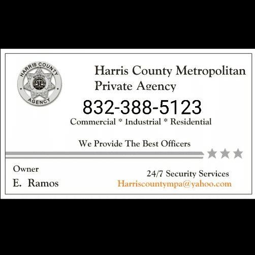 Harris County Agency