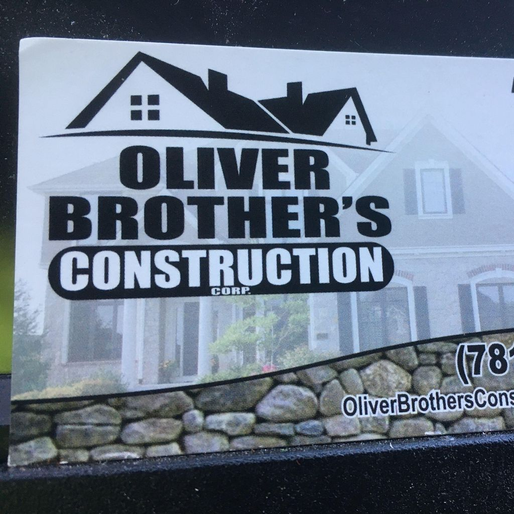 Oliver brothers construction