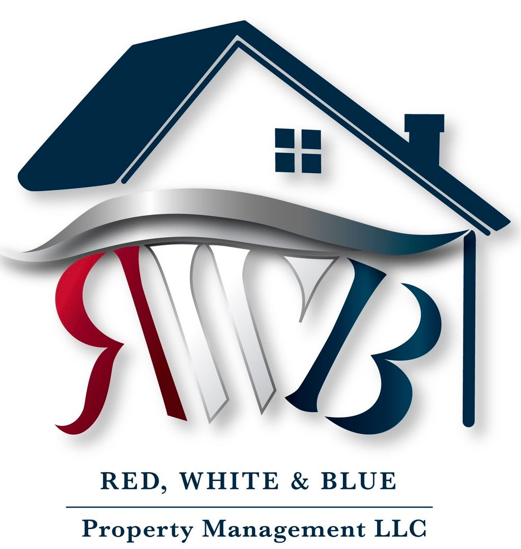 Red, White and Blue Property Management