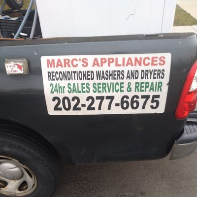 Avatar for Marc s appliances repair and sales Fort Washington, MD Thumbtack