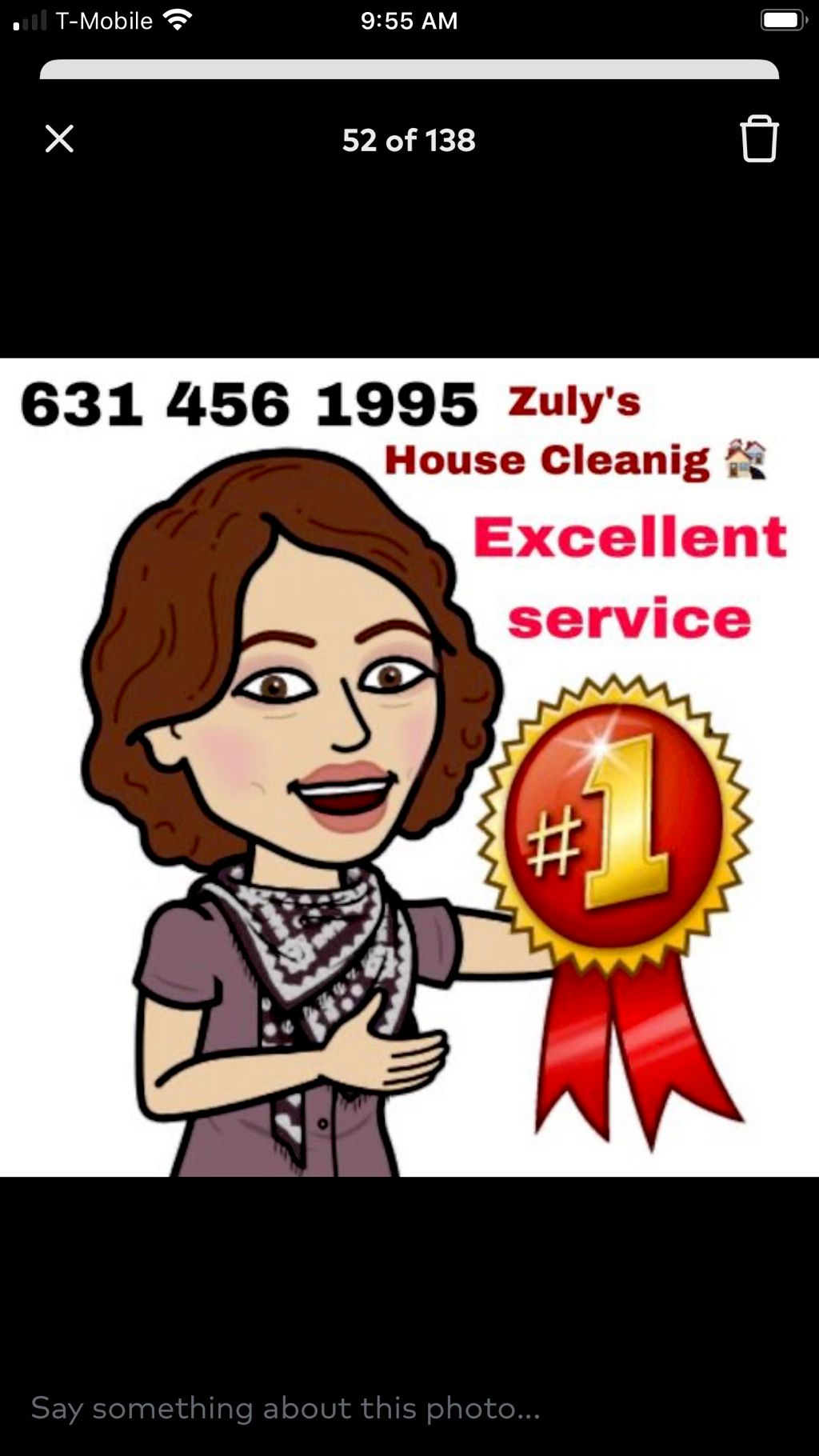 Zuly's 🏠 Cleaning Services.