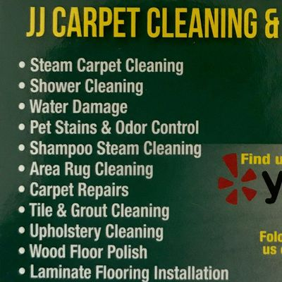 Avatar for JJ Carpet Cleaning Los Angeles, CA Thumbtack