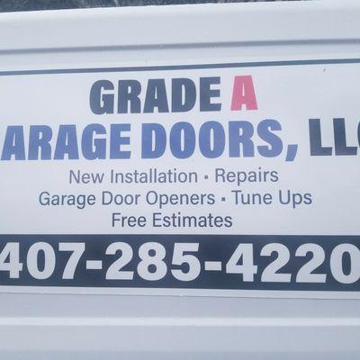 Avatar for Grade A Garage Doors LLC