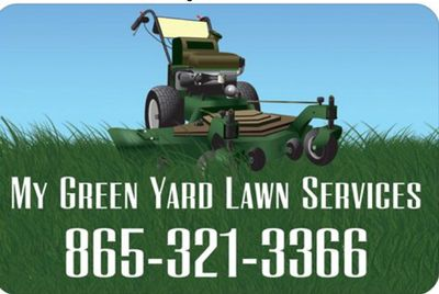 Avatar for My Green Yard lawn Service Knoxville, TN Thumbtack