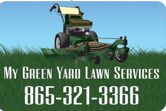 My Green Yard lawn Service