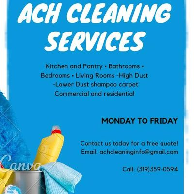 Avatar for ACH Cleaning Services LLC