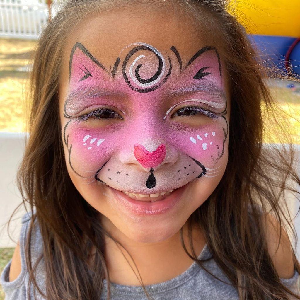 Face Painting - Richmond 2019