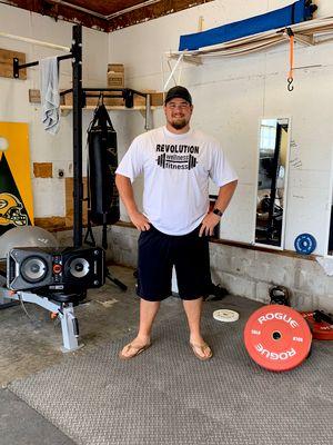 Avatar for Revolution wellness/fitness Jacksonville, NC Thumbtack