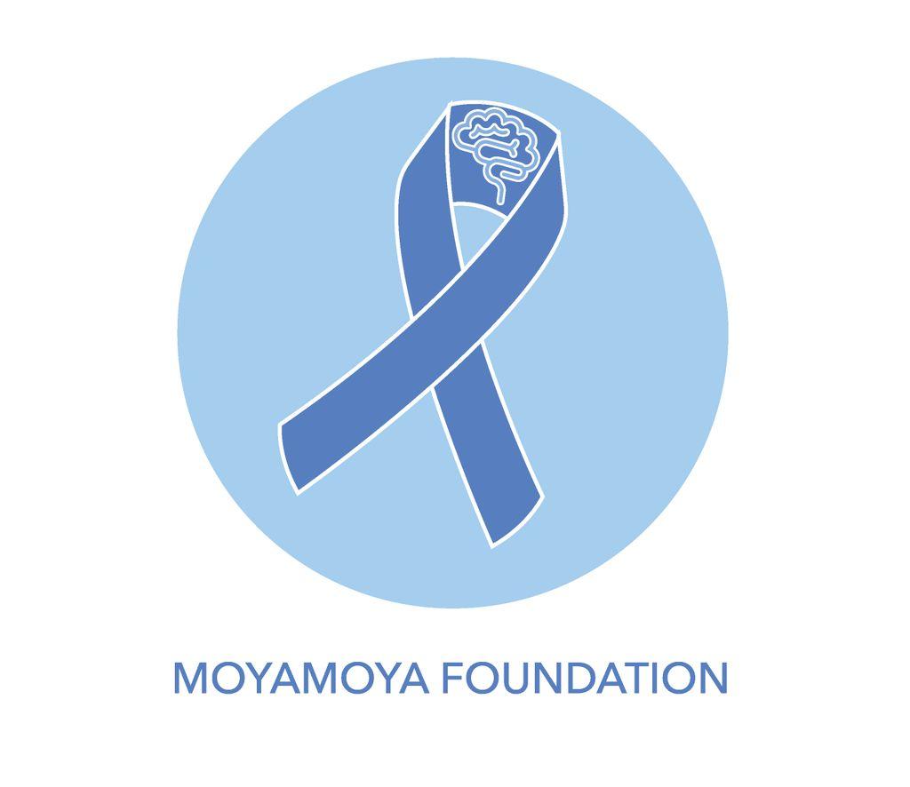 MoyaMoya foundation logo design