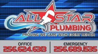Avatar for Allstar Plumbing And Remodeling Oxford, AL Thumbtack