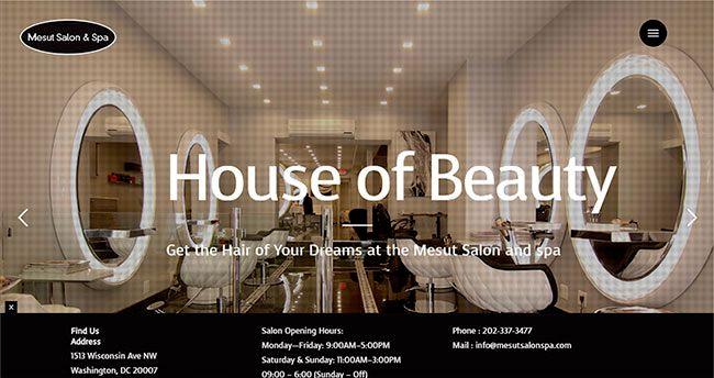 Mesut Salon and Spa