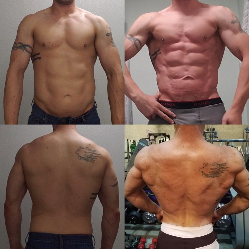 12 week transformations are my main program and the best deal