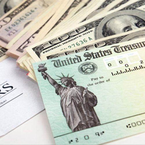 Get your tax refund