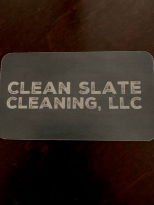 Avatar for Clean Slate Cleanings LLC Middleboro, MA Thumbtack