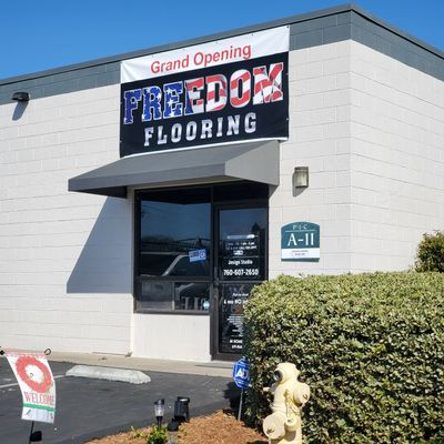 Avatar for Freedom Flooring San Marcos, CA Thumbtack