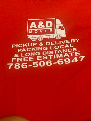 Avatar for A & D Movers INC.