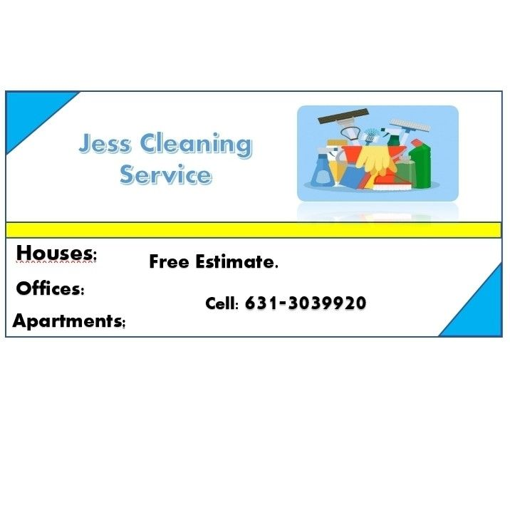 Jess 🏡 cleaning service