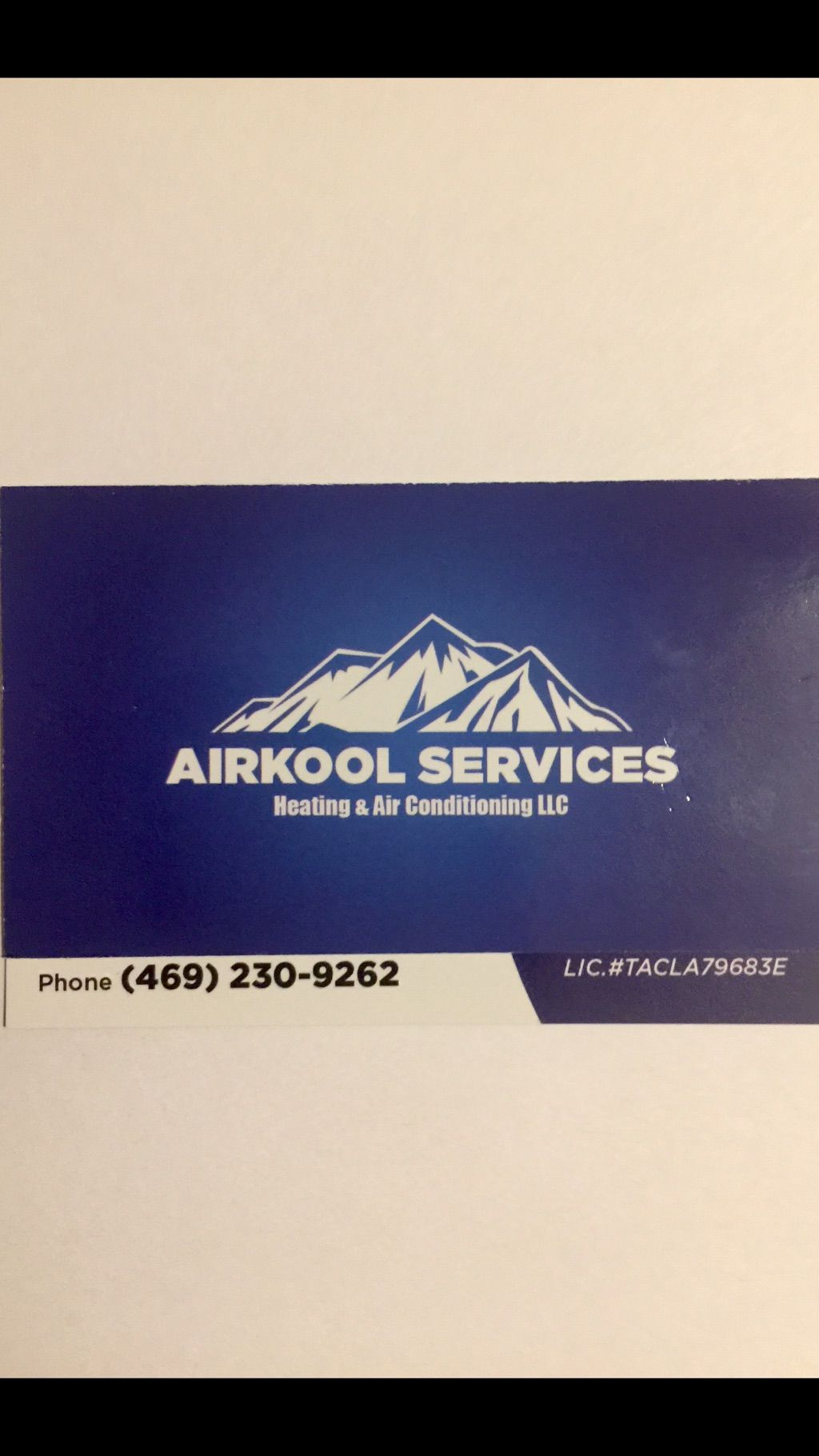 AirKool Services LLC