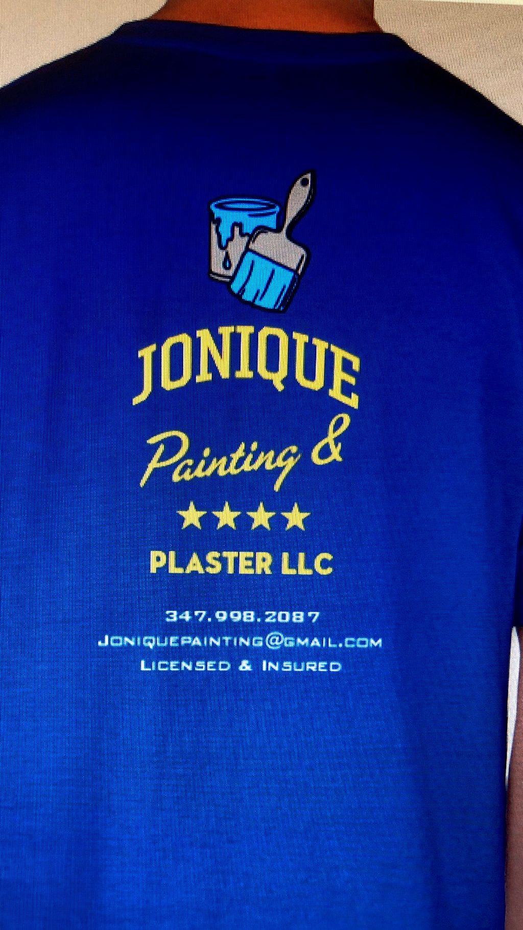 JONIQUE- Painting & Plaster LLC