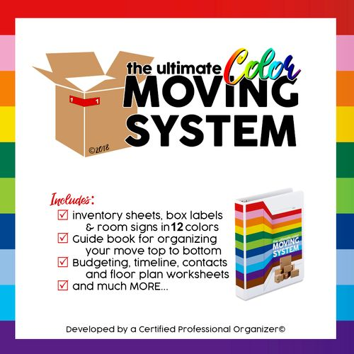 Ultimate Color Moving System.com