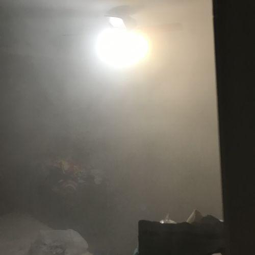Dry Fog!