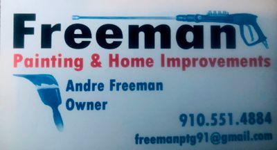 Avatar for Freeman Painting Fayetteville, NC Thumbtack