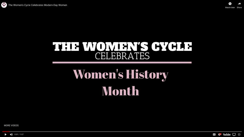 The Women's Cycle