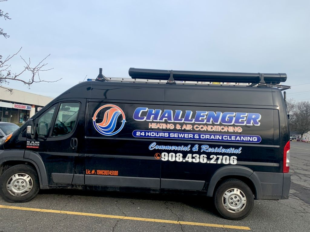 Challenger Heating & Air Condition Corp