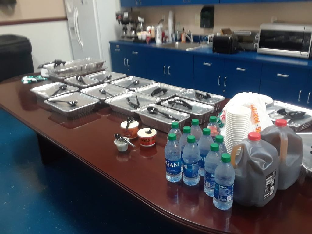 Medical Office Lunch Catering