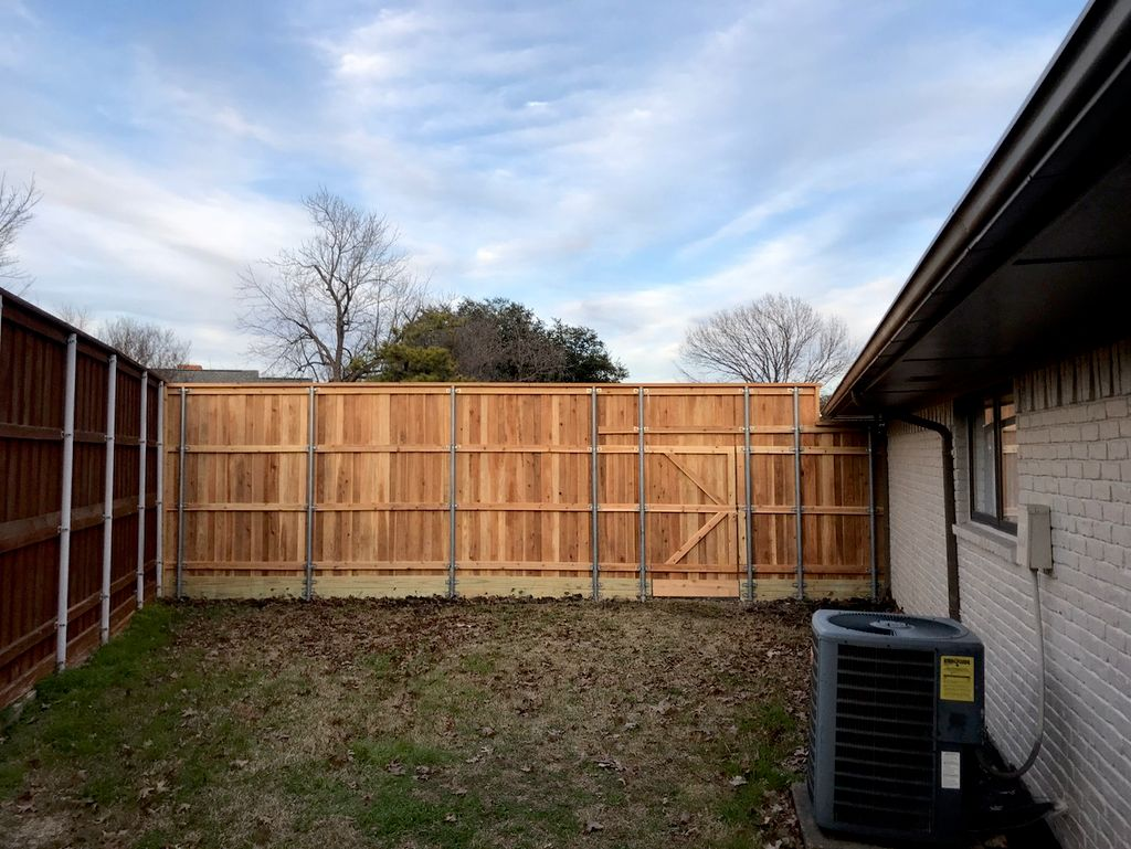 Fence and Gate Installation - Plano 2020