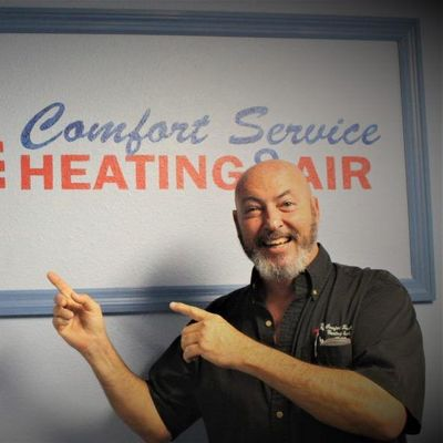 Avatar for Comfort Service Heating and Air Titusville, FL Thumbtack