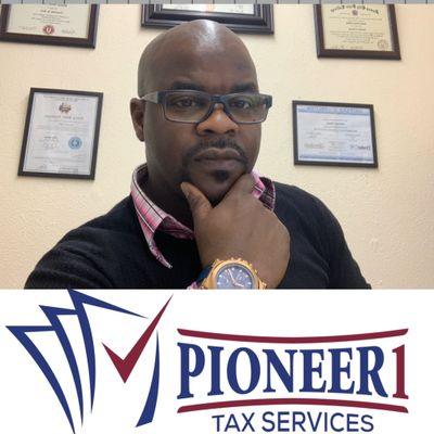 Avatar for Pioneer1 Tax Services Arlington, TX Thumbtack
